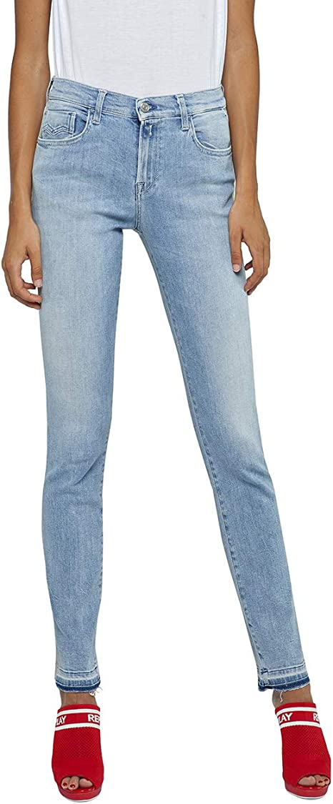 REPLAY Vivy Jeans Slim Donna