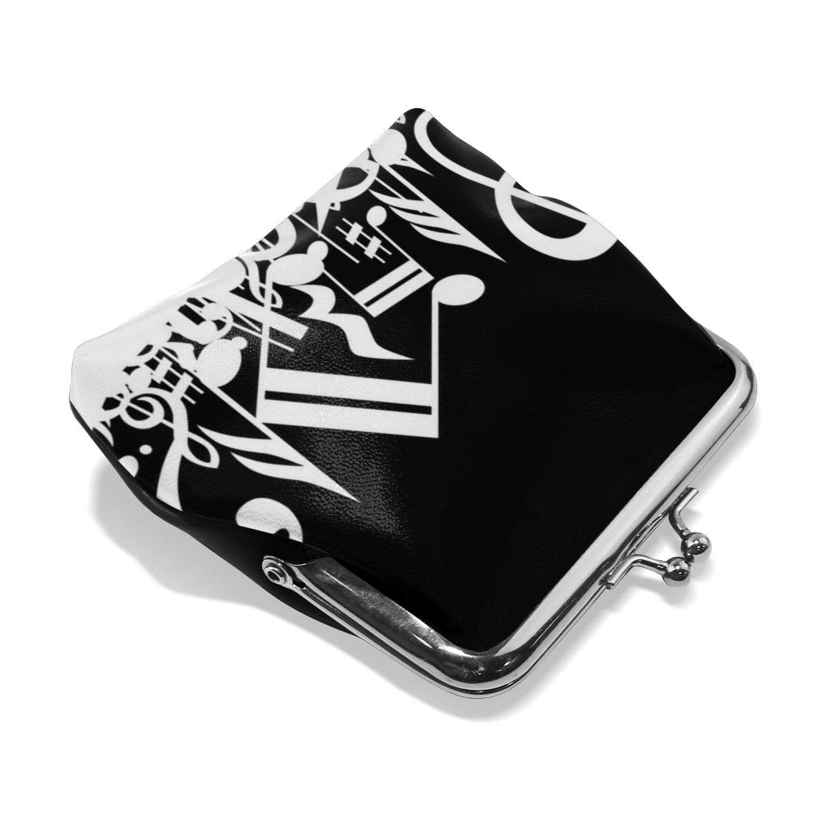 Colorful Musical Note Cute Buckle Coin Purses Buckle Buckle Change Purse Wallets