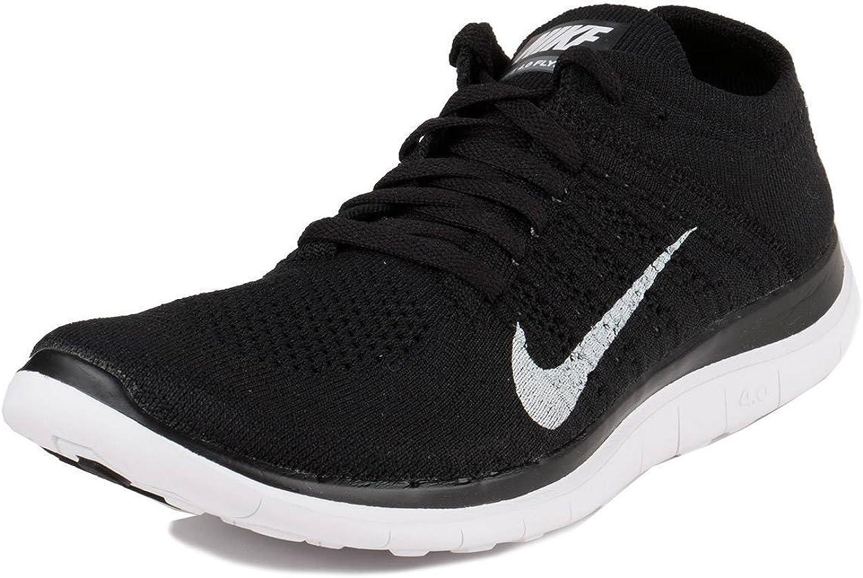 Tesauro Quien Apariencia  Amazon.com: Nike Free Flyknit 4.0 Zapatillas para correr para hombre: Shoes