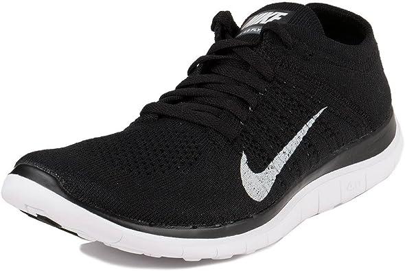 Amazon.com: Nike Free Flyknit 4.0 Zapatillas para correr ...