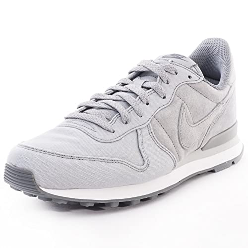more photos c14dd e4268 Nike Internationalist PRM Mens Running Trainers 828043 Sneakers Shoes (US  9, Wolf Grey Cool