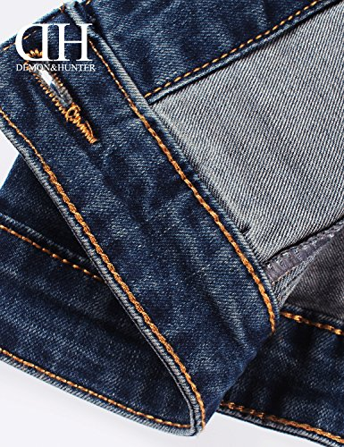 amp;hunter Donna 400x X Serie Jacket Blu Dh4001 Denim Demon tTdnxt