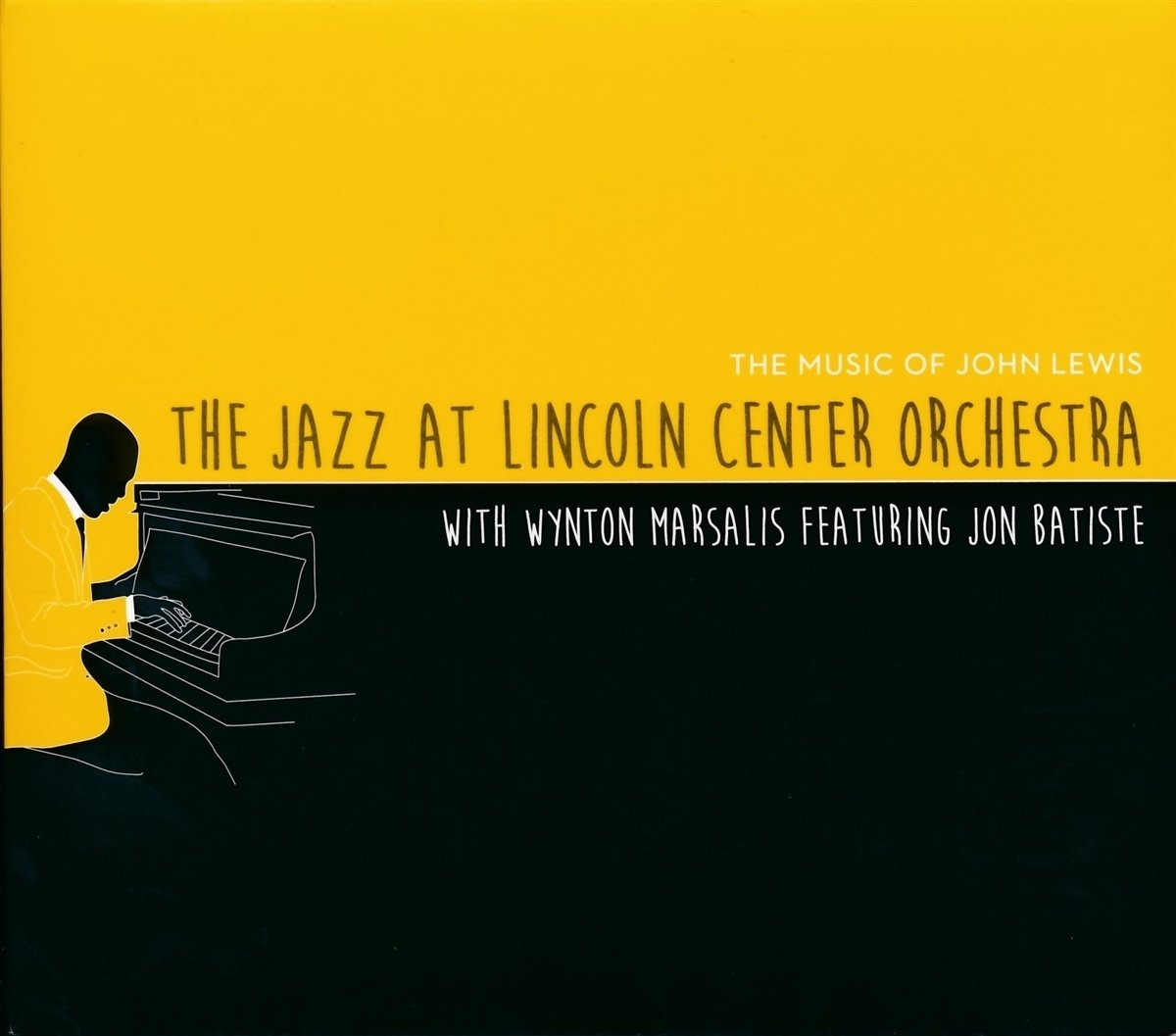 Jazz at Lincoln Center Orchestra with Wynton Marsalis and Jon ...