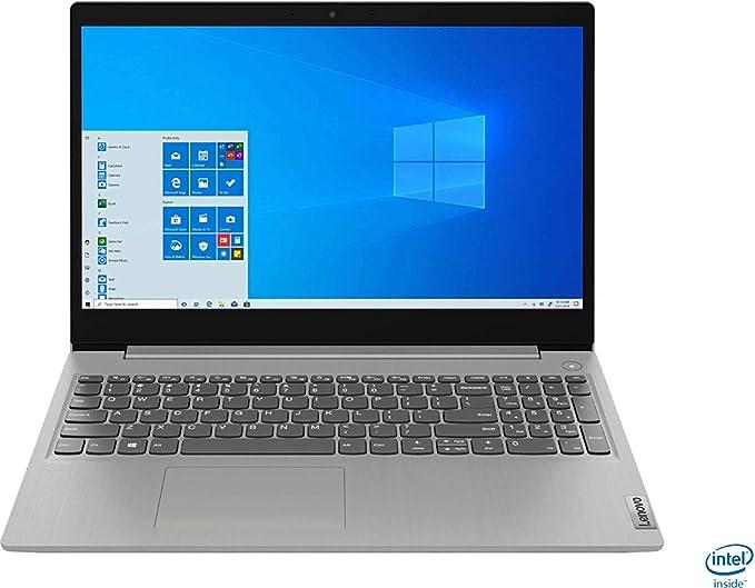 "Lenovo - IdeaPad 3 15"" Laptop - Intel Core i3-1005G1-8GB Memory - 256GB SSD - Platinum Grey - 81WE011UUS | Amazon"