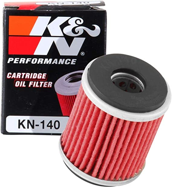 Performance Gold Oil Filter For 2009 Yamaha WR450F Offroad Motorcycle K/&N KN-140