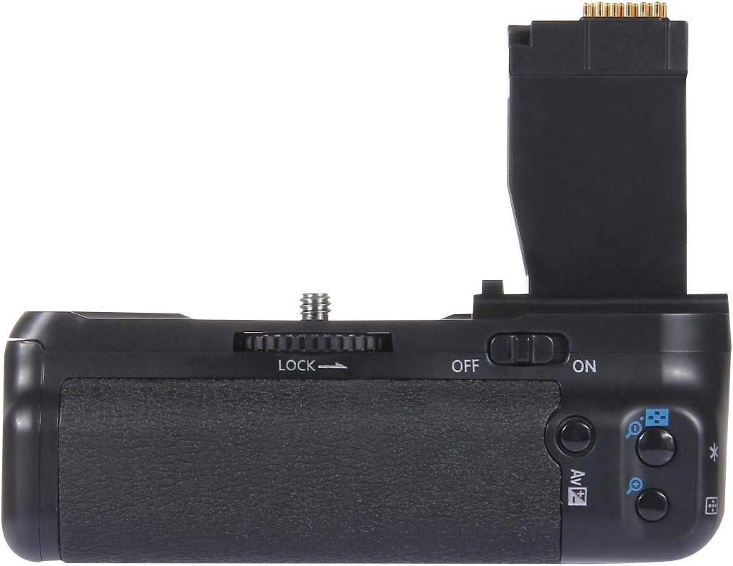 ZQ House Vertical Camera Battery Grip for Canon 750D 760D Digital SLR Camera