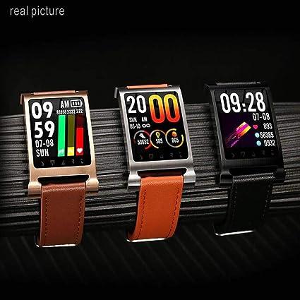 Amazon.com: JZ-CX Smart Watch Smart Bracelet 1.3 Inch Full ...