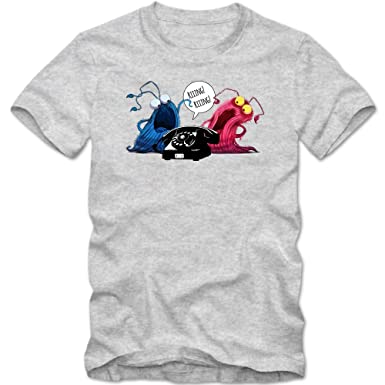 Sesame Street T Shirt Men Aliens Children Tv Series Fun