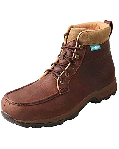 0a3d5cf55c9 Amazon.com | Twisted X Men's Waterproof Work Hiker Boot Moc Toe ...