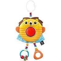 Benbat Dazzle Friends Multi Skills Lion Travel Hanging Toy for Newborn and Above, Multi/Colour
