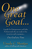 One Great Goal