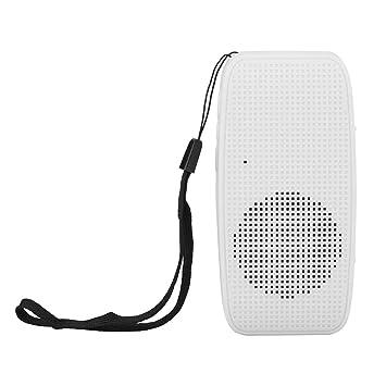 Elospy Altavoz inalámbrico portátil con Bluetooth estéreo y ...