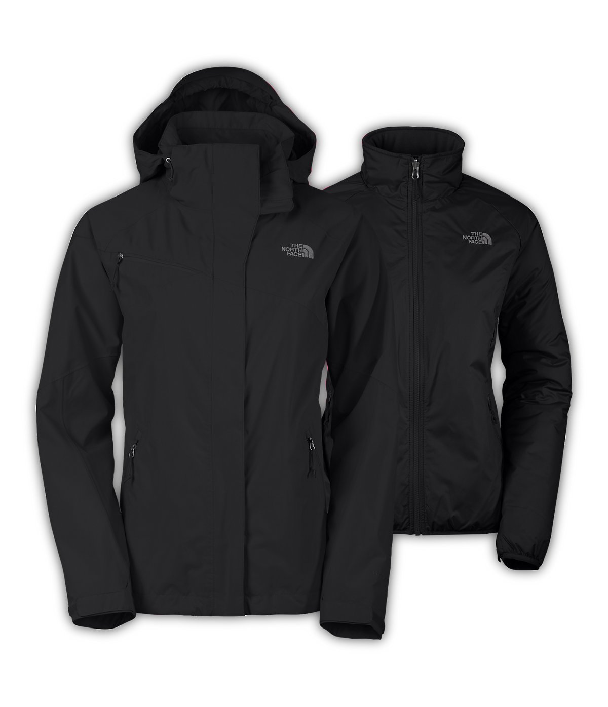 ef06c85b6 Galleon - The North Face Women's Cinnabar Triclimate Jacket TNF ...