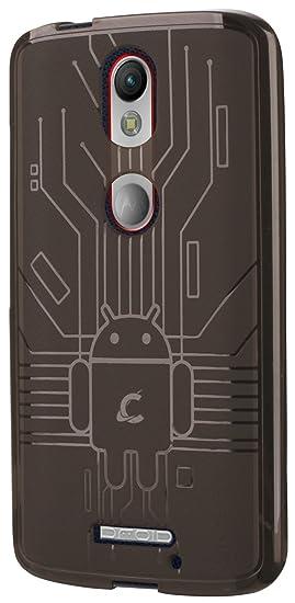 Moto X Force Case, Cruzerlite Bugdroid Circuit Case Compatible for Motorola Moto X Force: Amazon.es: Electrónica