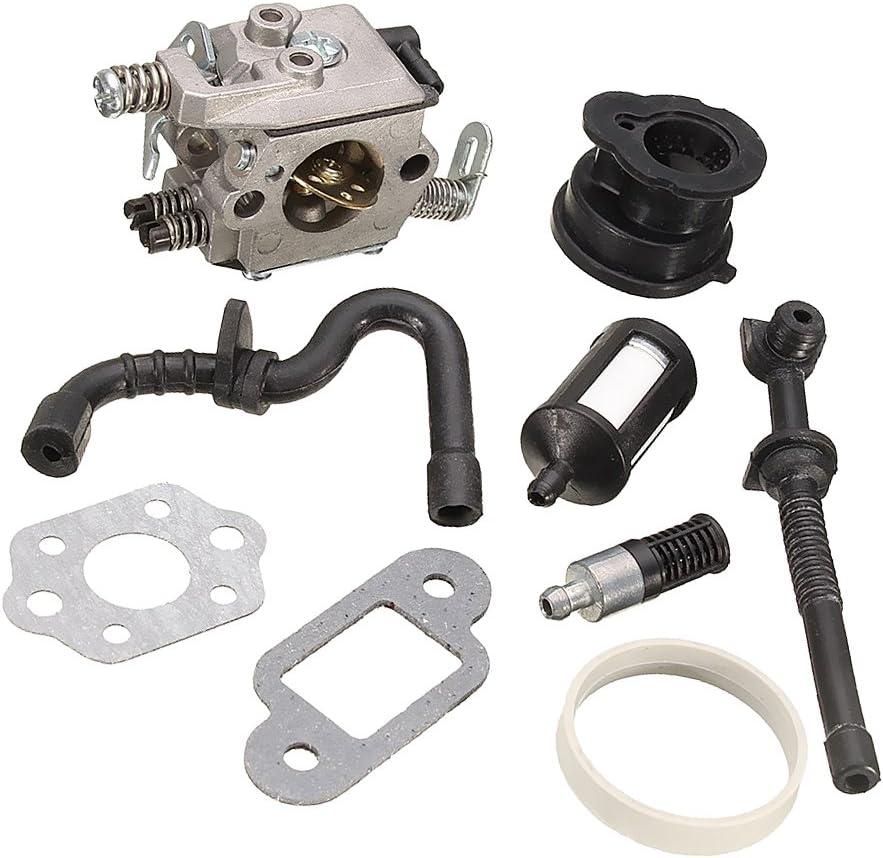 Compatibile con STIHL 017 018 MS170 MS180 Filtro Carburante Linea E NUOVO