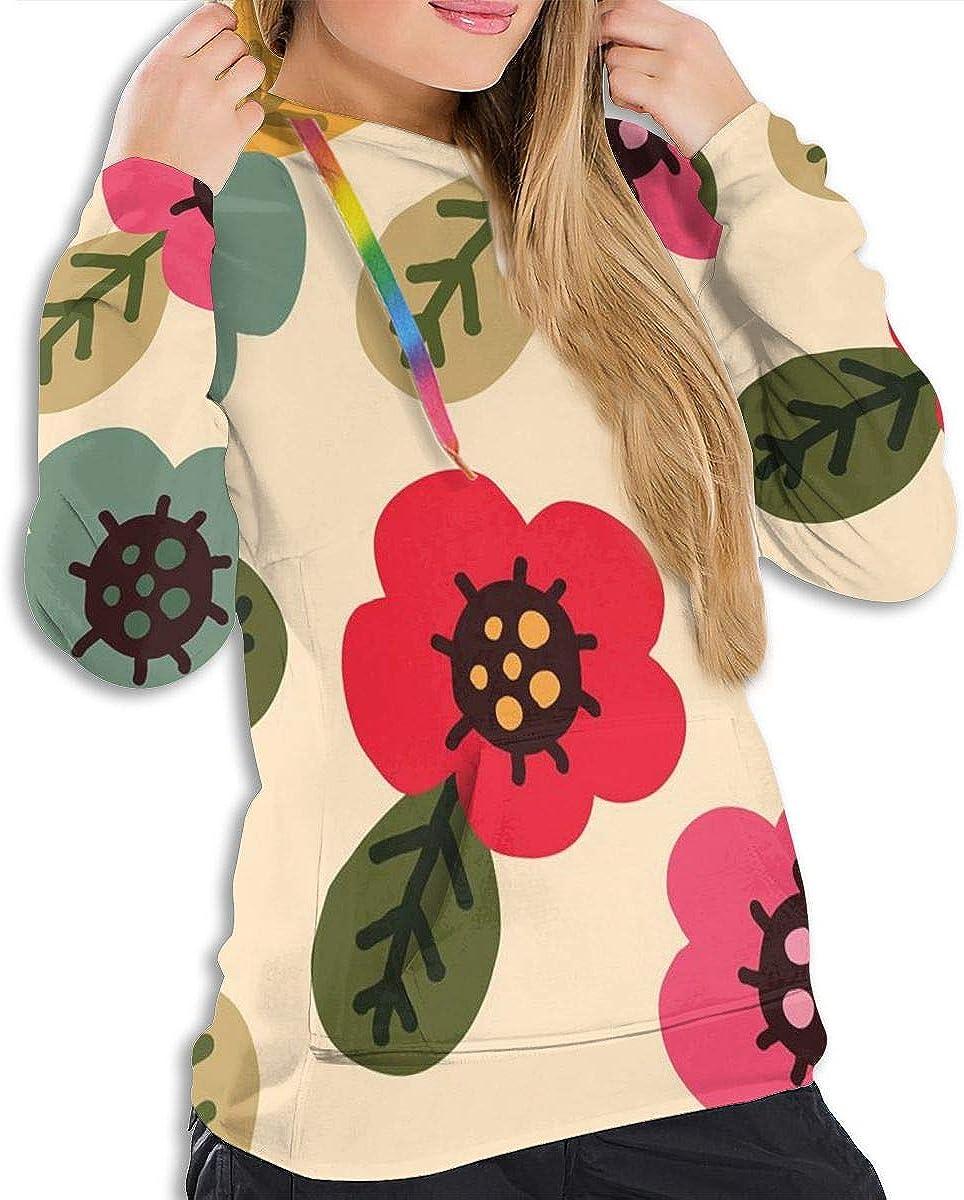 YongColer Sweatshirts Pullover for Girls Women, Hip- Pop Top Blouse