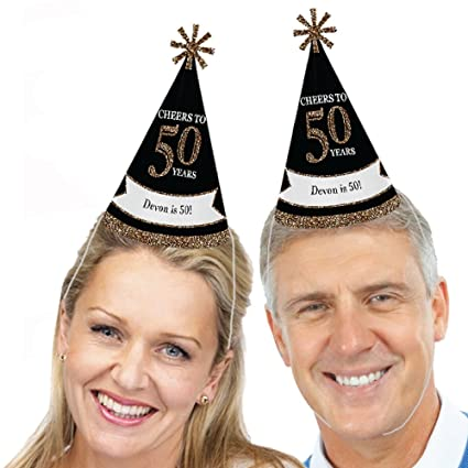 Custom Adult 50th Birthday