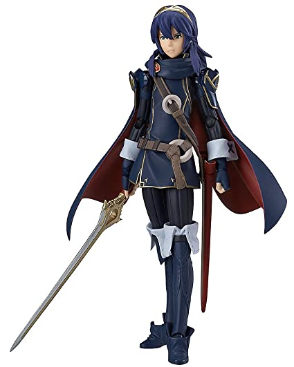 Amazoncom Good Smile Fire Emblem Awakening Lucina Figma Action