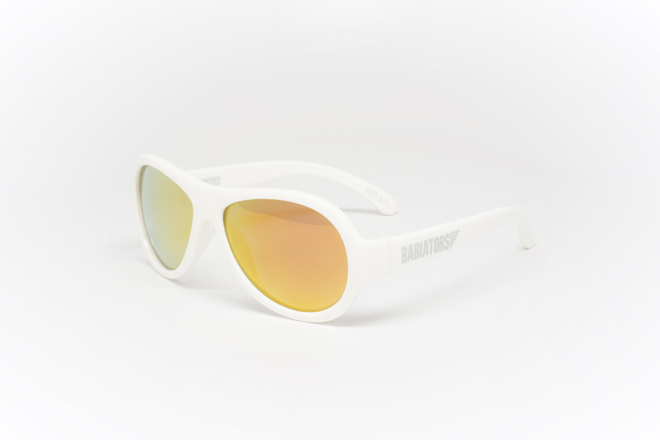 0-3 Years Babiators Unisex Polarized Wicked Junior Sunglasses