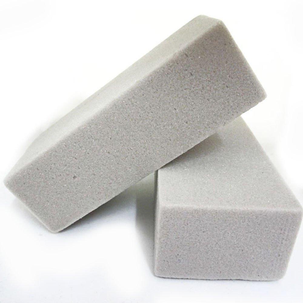 2PCS grigio mattone di schiuma secca blocchi Oasis floreale artificiale disposizione fiore del fai da te artigianale Goodangie00