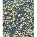 ESV Journaling Bible (Cloth over Board, Blue Flora)