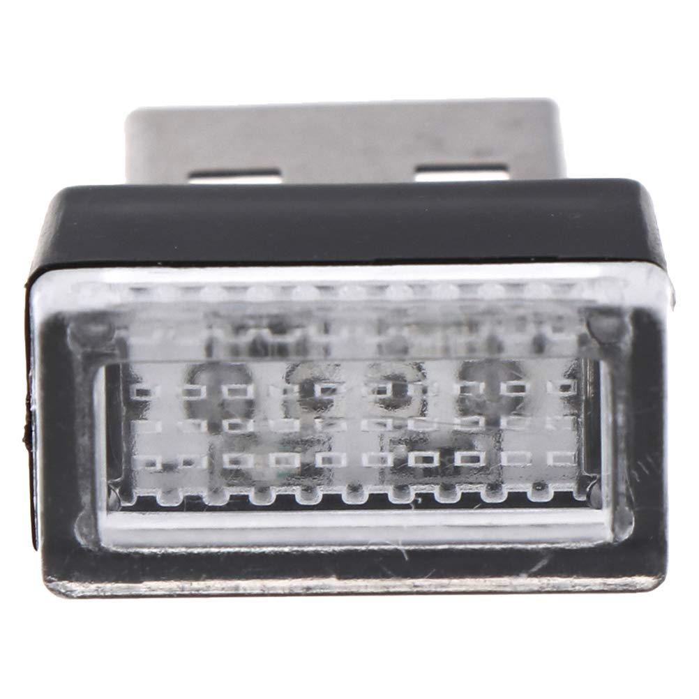 OneYANG USB LED Car Interior Light Strip Flexible Neon Atmosphere Tube Neon Lamp