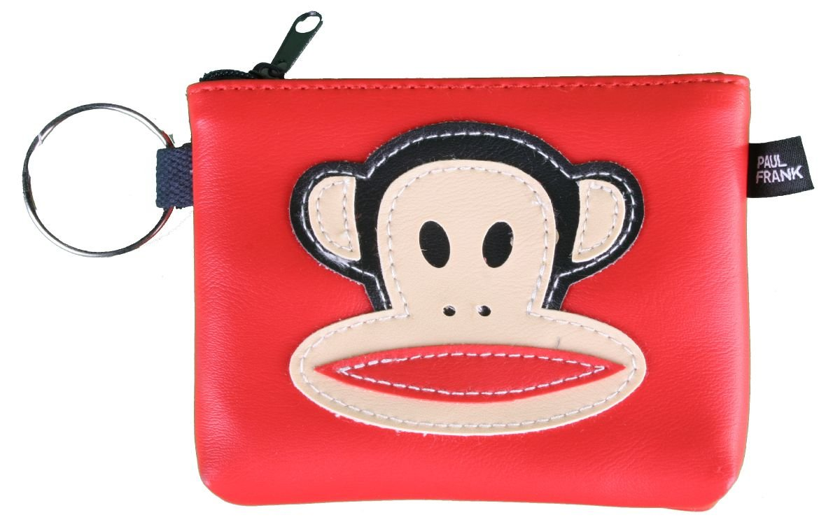 Amazon.com: Paul Frank Julius Core rojo cartera: Health ...