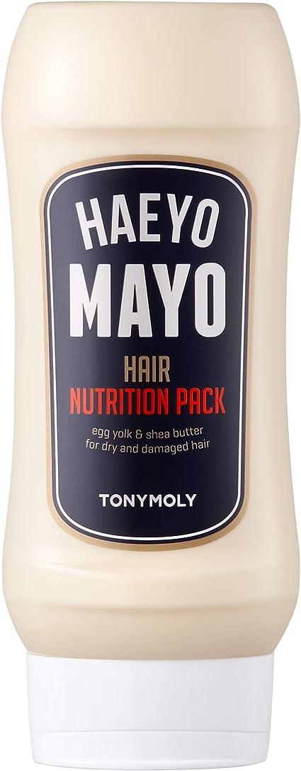 Tony Moly Haeyo Mayo Paquete de nutrición capilar para cabello - Tratamiento de cabello: Amazon.es: Belleza
