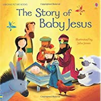The Story of Baby Jesus (Usborne Picture Books)
