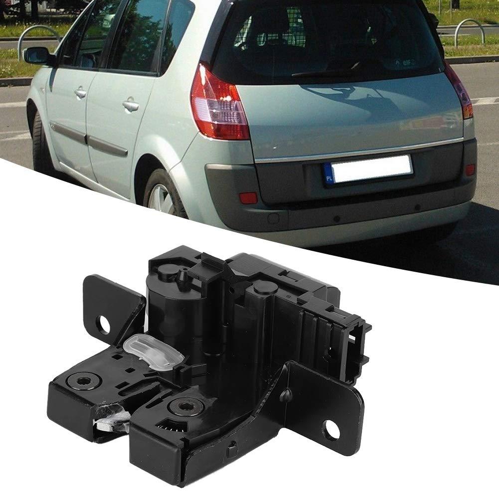Qii lu Serrure de loquet de coffre serrure de loquet de coffre automatique de voiture pour Clio//Grand Scenic II//Megane//Mode//Scenic