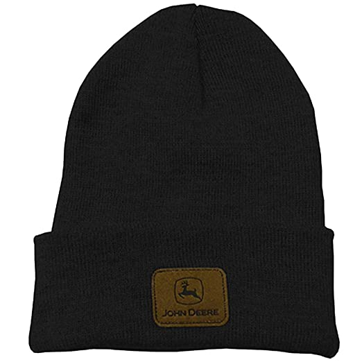 f7fe285556e72 Amazon.com  John Deere Beanie Hat (OFA
