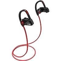 boAt Rockerz 262 Wireless Earphones (Raging Red)