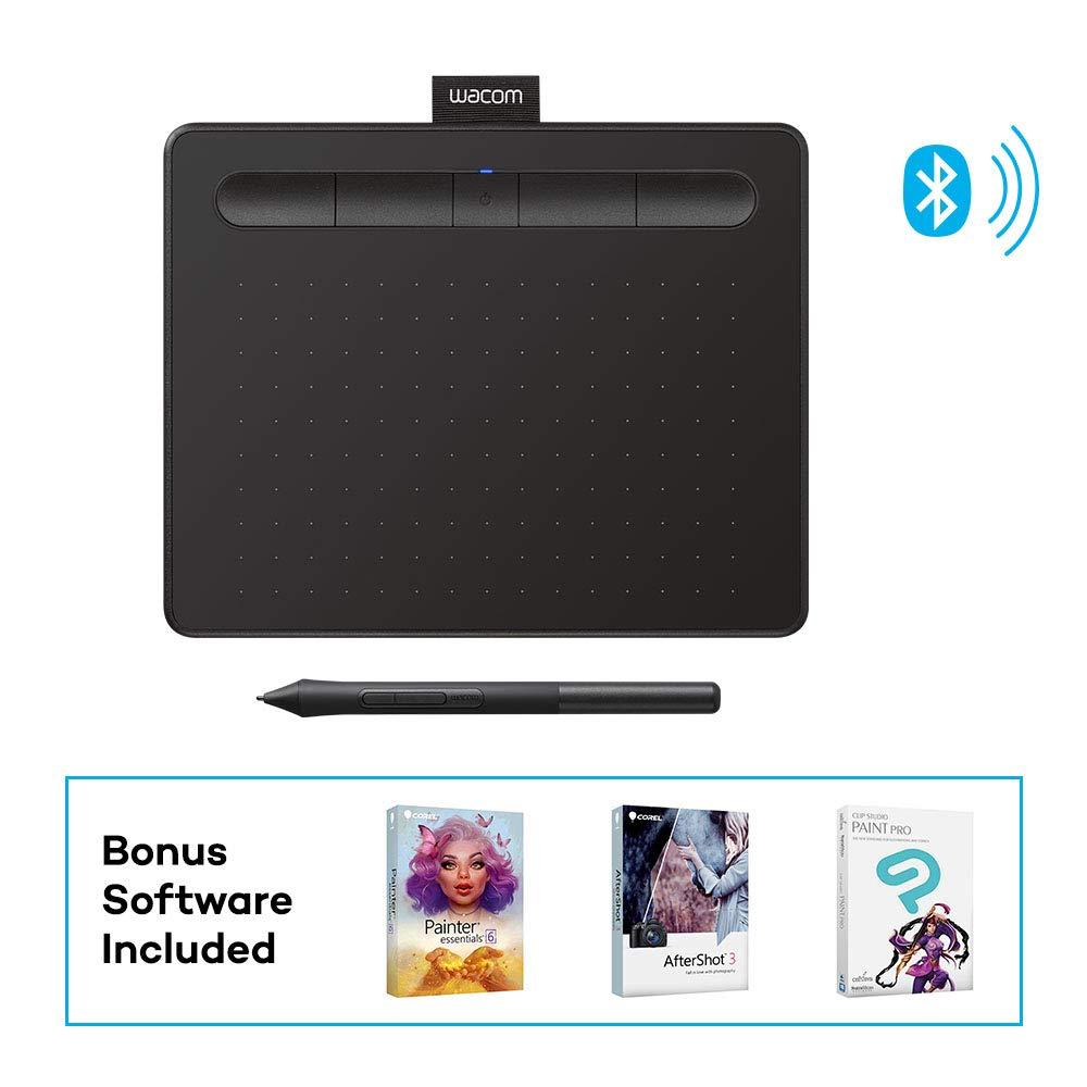 Tableta Digitalizadora WACOM INTUOS CTL4100 20.1x16cm 4096
