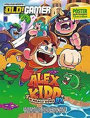 Superpôster OLD!Gamer - Alex Kidd in Miracle World
