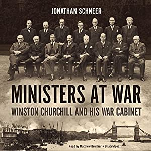 Ministers at War Audiobook