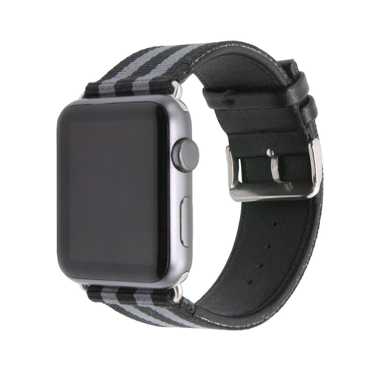 Amazon.com: Zeit Diktator Watch Band for Apple Watch ...
