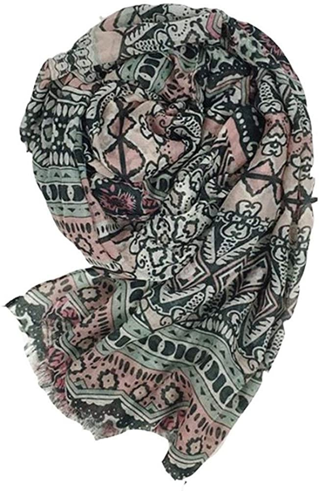 Scarf Voile Women Scarf Jackanapes Sunscreen Shawl