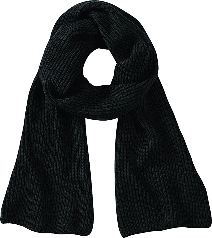 Beechfield Metro Knitted Scarf