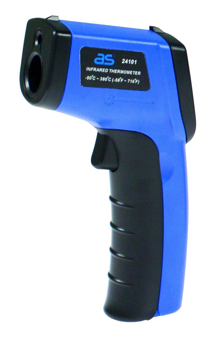 Termómetro/Pirómetro Digital, rango de 50Hasta + 380ºC