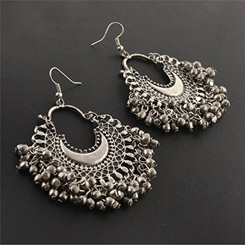 Afghani tribal Style Fancy Party Wear Earrings for Girls and Women