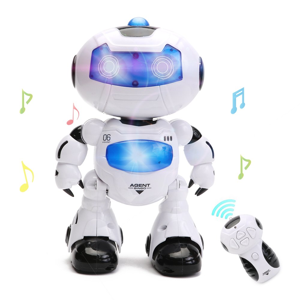 jouet bebe robot