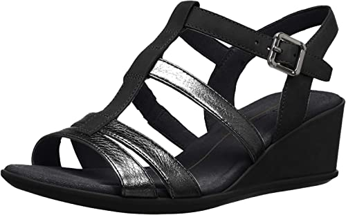 ECCO Damen Shape 35 Wedge Keilabsatz Sandale: