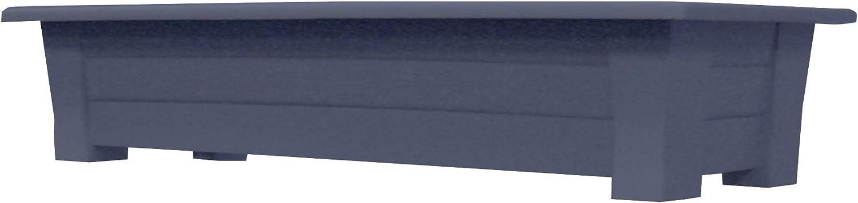 "Adams Manufacturing 9302-94-3900, Bluestone 36"" Deck Planter"