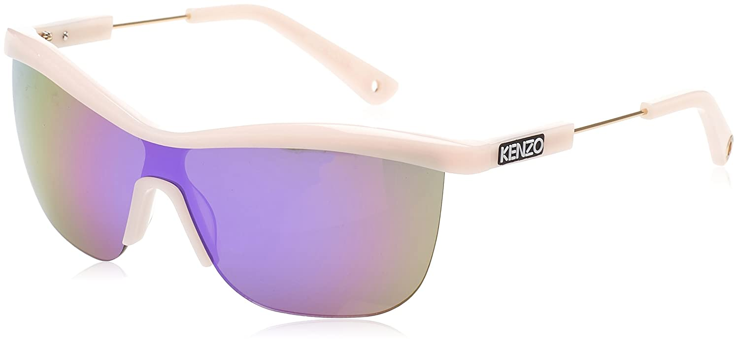 Amazon.com | Kenzo sunglasses (KZ-3180 C03) Rosa - Silver ...