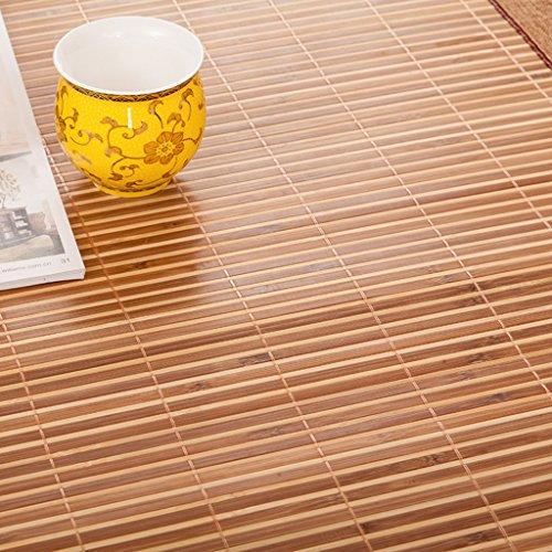 Ren Chang Jia Shi Pin Firm Bamboo mat bamboo cushion mat folding mat sofa cushion summer mat family dormitory mat tatami hotel mat soft comfortable mat mattress yoga mat by Ren Chang Jia Shi Pin Firm (Image #7)