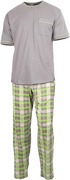 e.VIP® Pijama para hombre Luke 327 de algodón