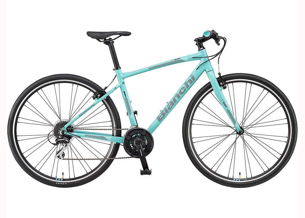 BIANCHI(ビアンキ) CSPORT 1(3x8s) クロスバイク700C [マットCK16] B07M9QLS11   55