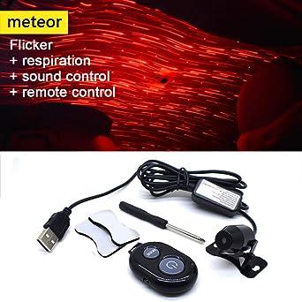 Ewendy - Lámpara LED para proyector (USB, para interiores ...