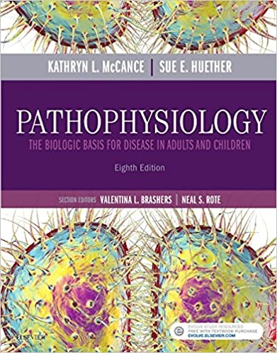 Pathophysiology the biologic basis for disease in adults and pathophysiology the biologic basis for disease in adults and children 8e 8th edition fandeluxe