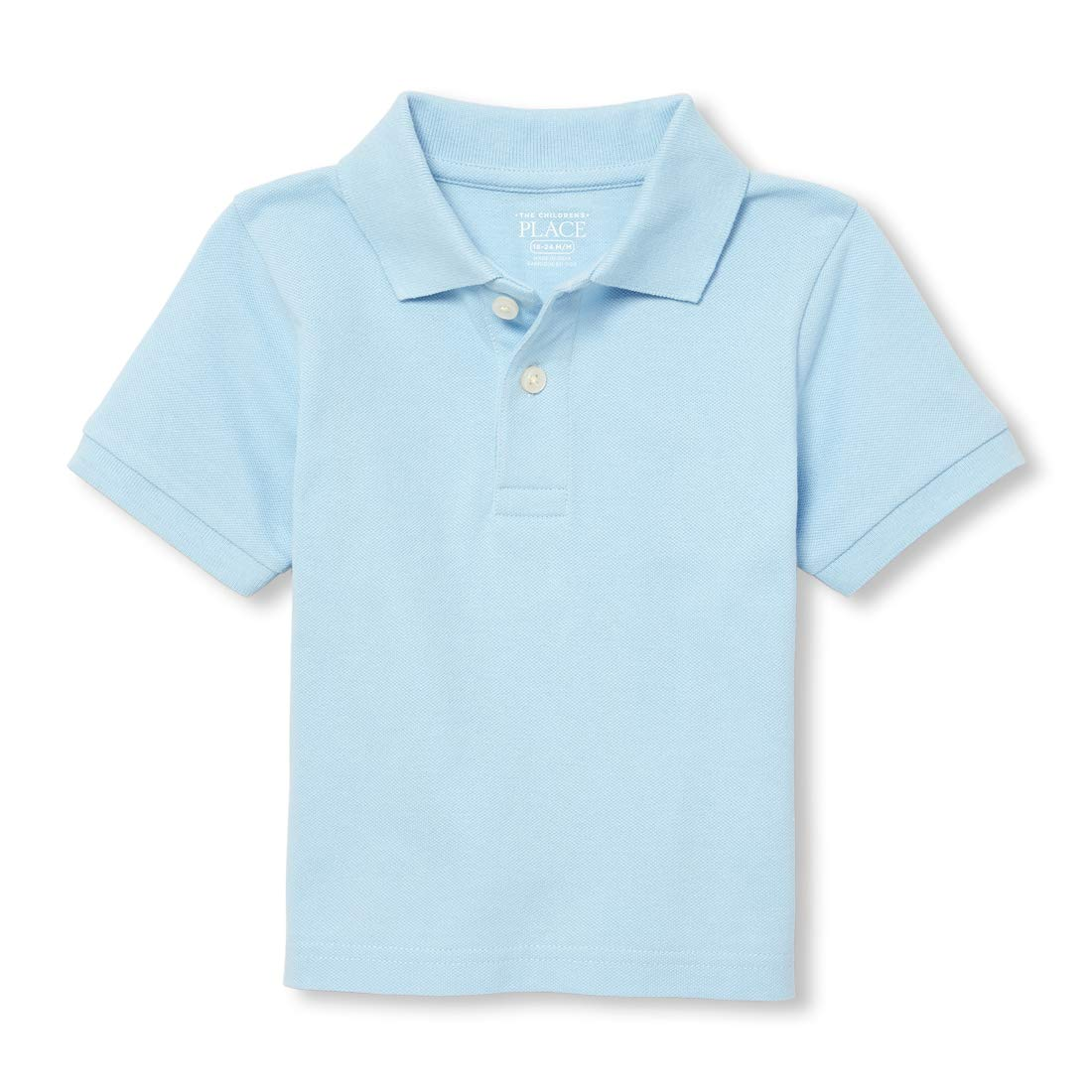 The Childrens Place Baby Boys Short Sleeve Polos